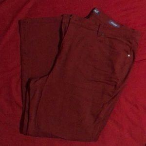 """Plus Size Gloria Vanderbilt """"Amanda"""" Tapered Jeans"""